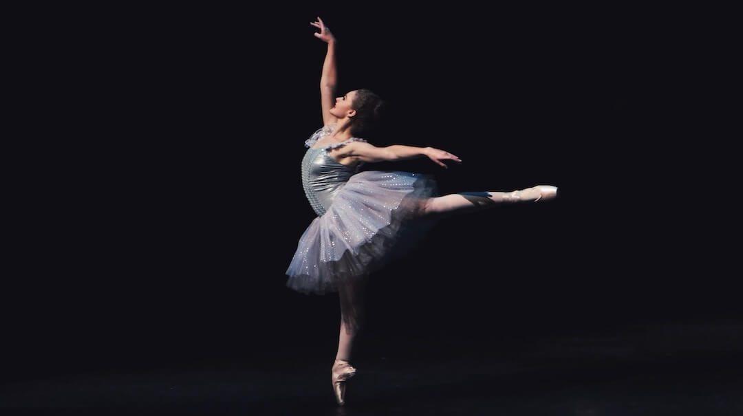 El GIF de Ballet perfecto