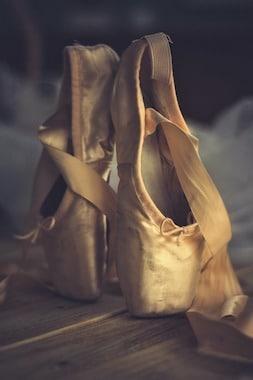 Zapatillas de puntas