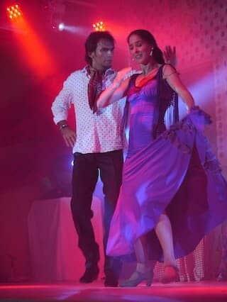 Flamenco baile de la danza española