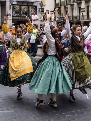Folklore Español