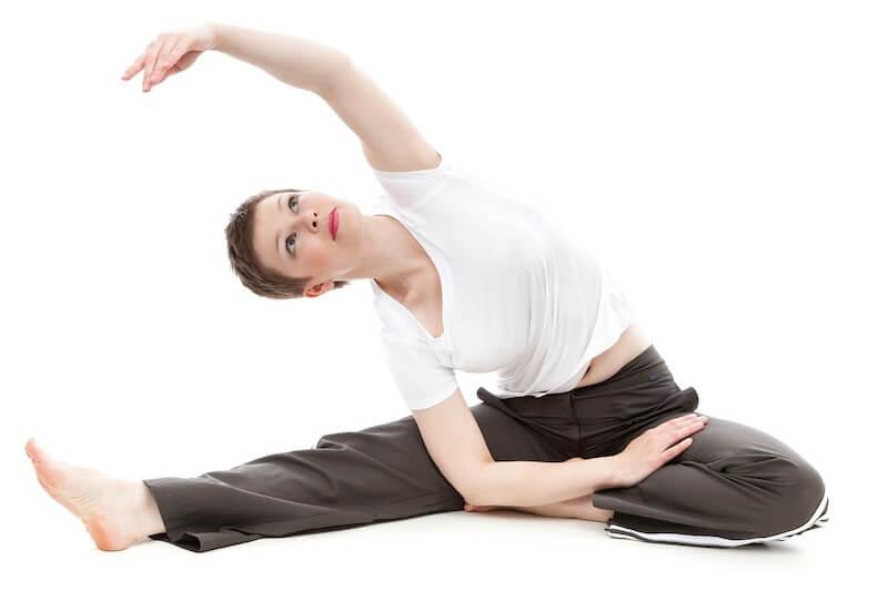 estiramiento ballet fit