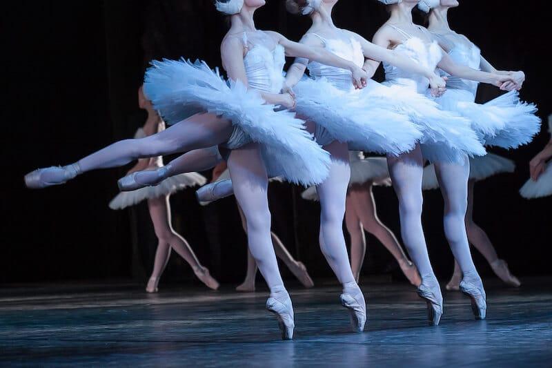 Obras Ballet Tchaikovsky