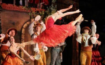 El ballet de Don Quijote ¿cuál es el argumento y quién es Kitri?