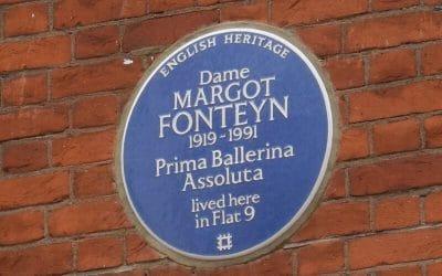 Biografía de Margot Fonteyn la conocida bailarina de ballet