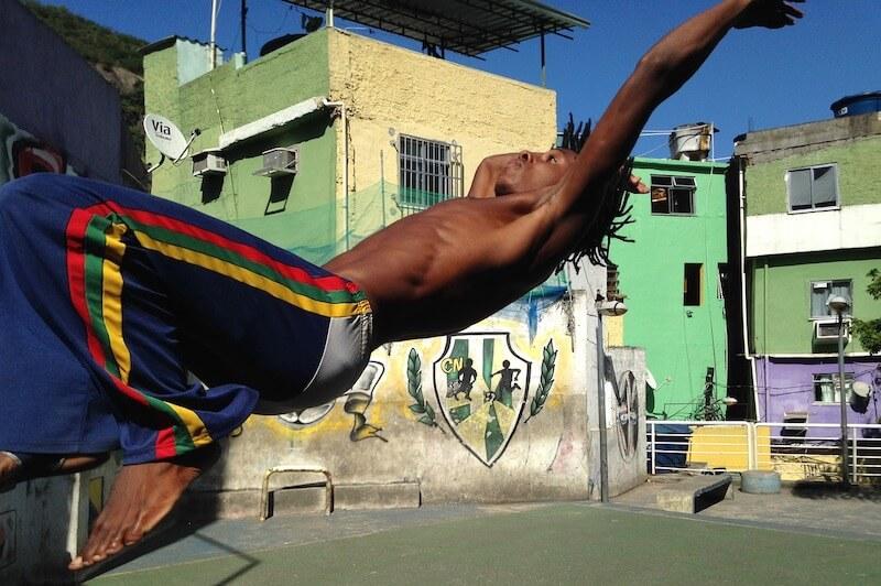 ¿Qué es la Capoeira y por qué se considera un baile y no un deporte?