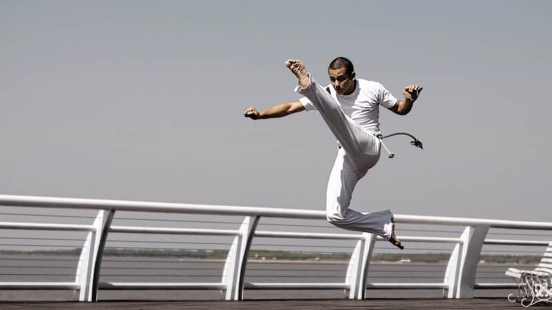 que es la capoeira