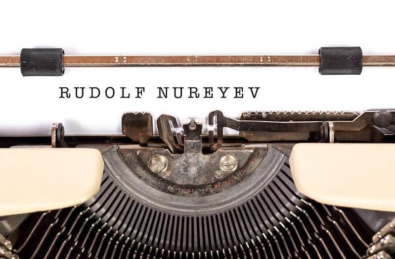 Biografía del bailarín Rudolf Nuréyev