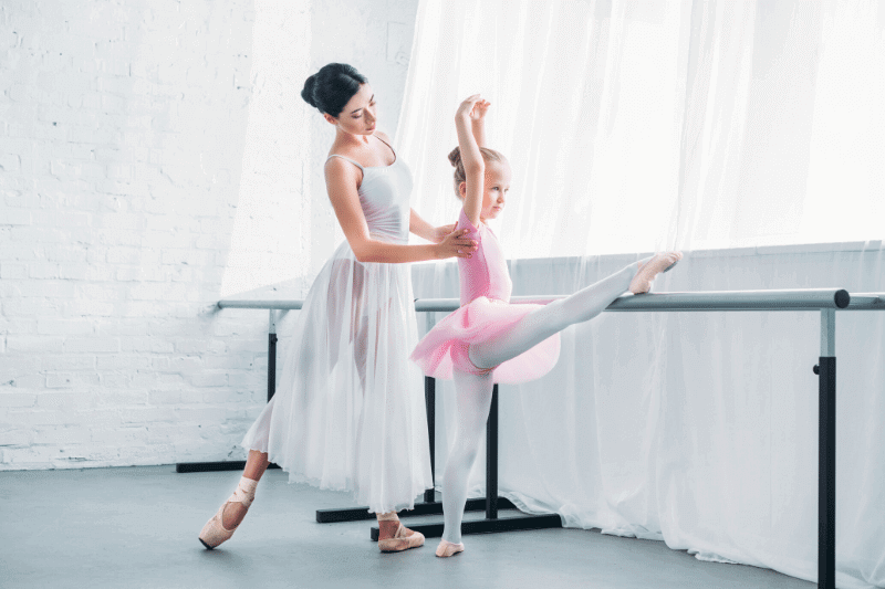 movimiento battement ballet