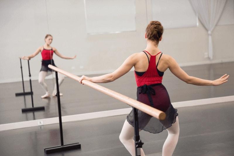 El movimiento de ballet PLIÉ