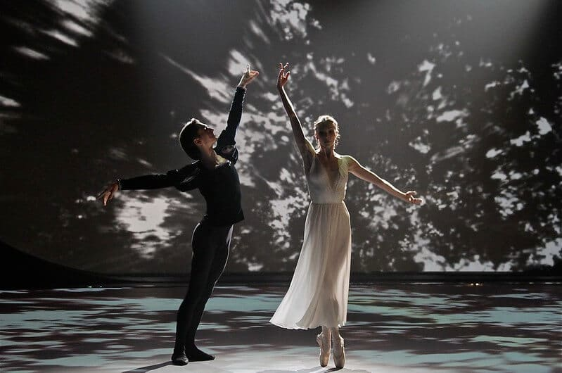 Biografía de la bailarina de Ballet Olga Smirnova