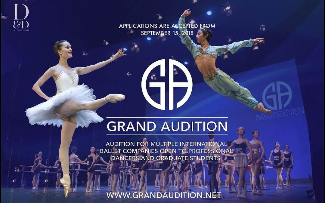Grand Audition Ballet