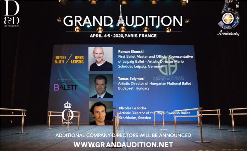 Grand Audition Paris