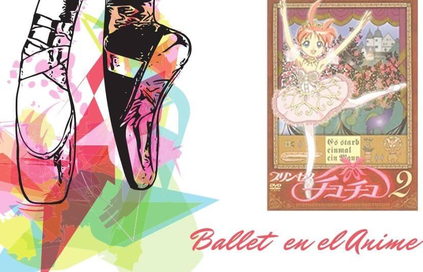 Ballet en el Anime