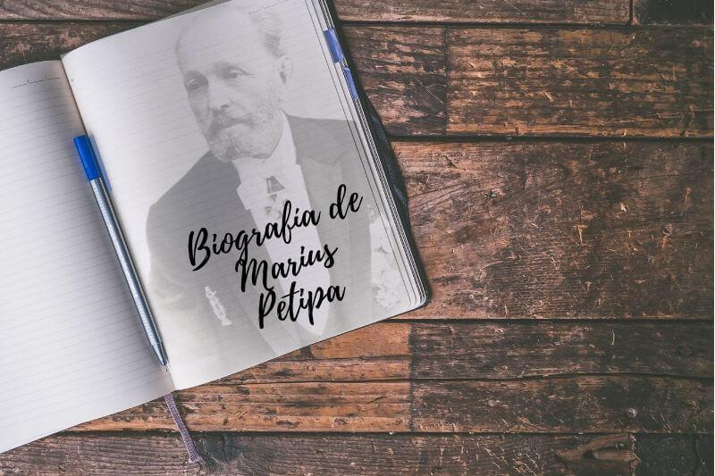 Biografía de Marius Petipa