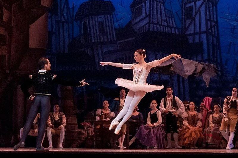 Cabriole ballet