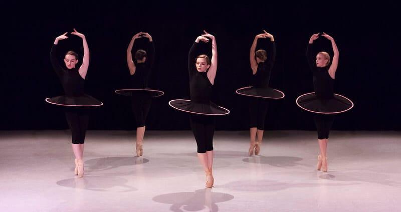 Pas De Bourrée Ballet