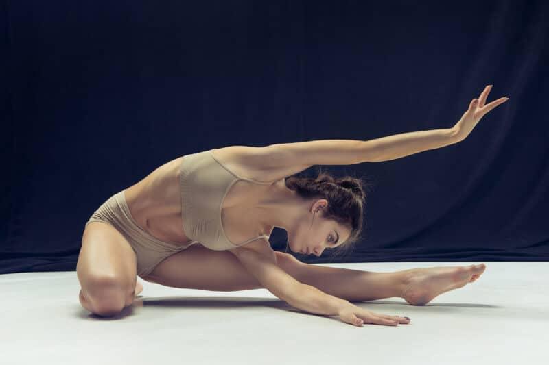 Danza contemporánea bailarina