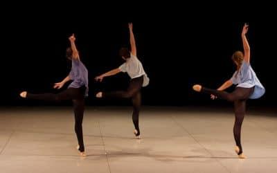 Giros de ballet
